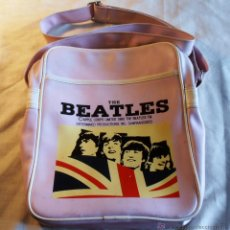 Segunda Mano: BANDOLERA, THE BEATLES, BOLSO. Lote 51129567
