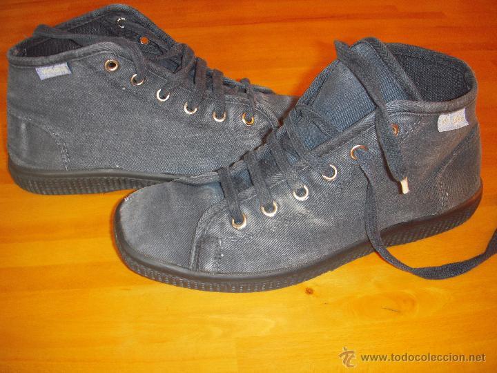 Segunda Mano: zapatillas o bambas marca victoria - Foto 3 - 51614667