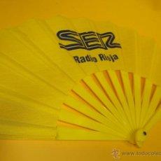 Segunda Mano: ABANICO - PUBLICIDAD RADIO RIOJA SER - PB08. Lote 51677926