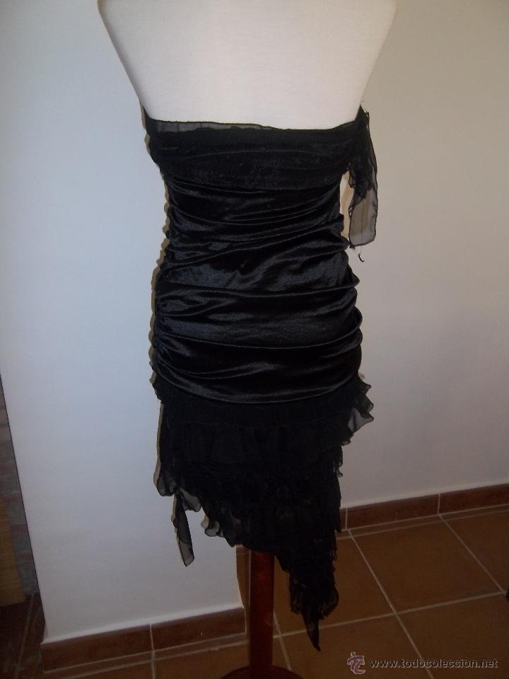 Segunda Mano: Vestido de fiesta talla S - Foto 4 - 52364826