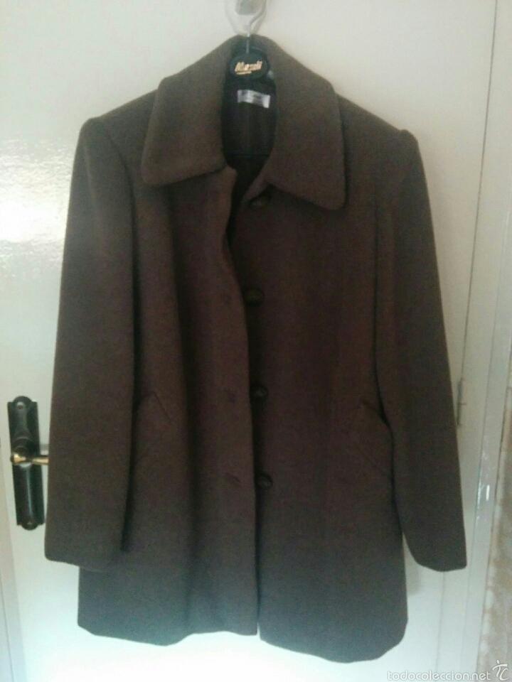 Segunda Mano: Abrigo chaqueta talla mediana cosido a mano - Foto 2 - 52375461