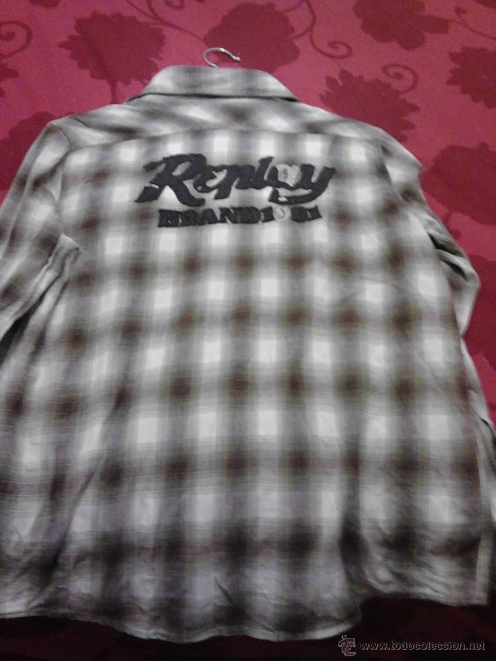 Segunda Mano: camisa replay - Foto 2 - 52906217