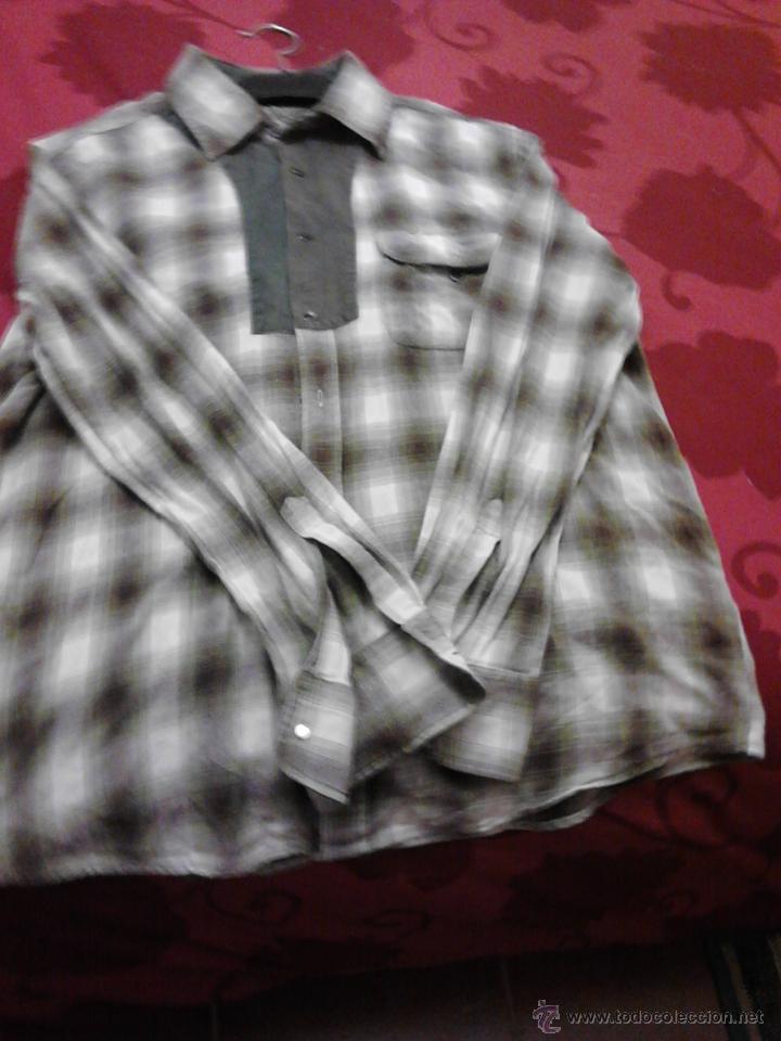Segunda Mano: camisa replay - Foto 3 - 52906217