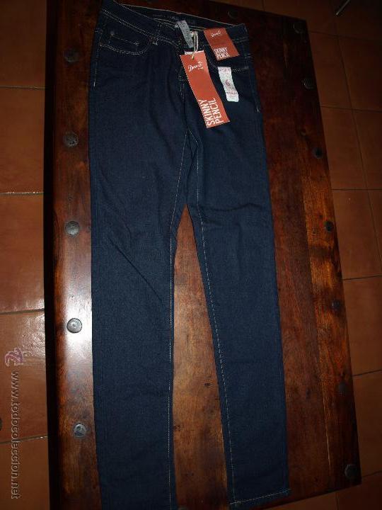Pantalon Vaquero De Nina Mujer Talla 34 Nuevo Comprar Ropa Y Complementos De Segunda Mano En Todocoleccion 53019021
