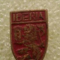 Segunda Mano: ANTIGUO GEMELO DE LATON - IBERIA #1803. Lote 54428961