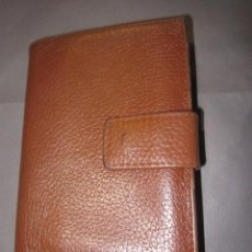 Segunda Mano - Cartera monedero de piel Salvador Bachiller. 10 x 14,5 cms. - 54533696