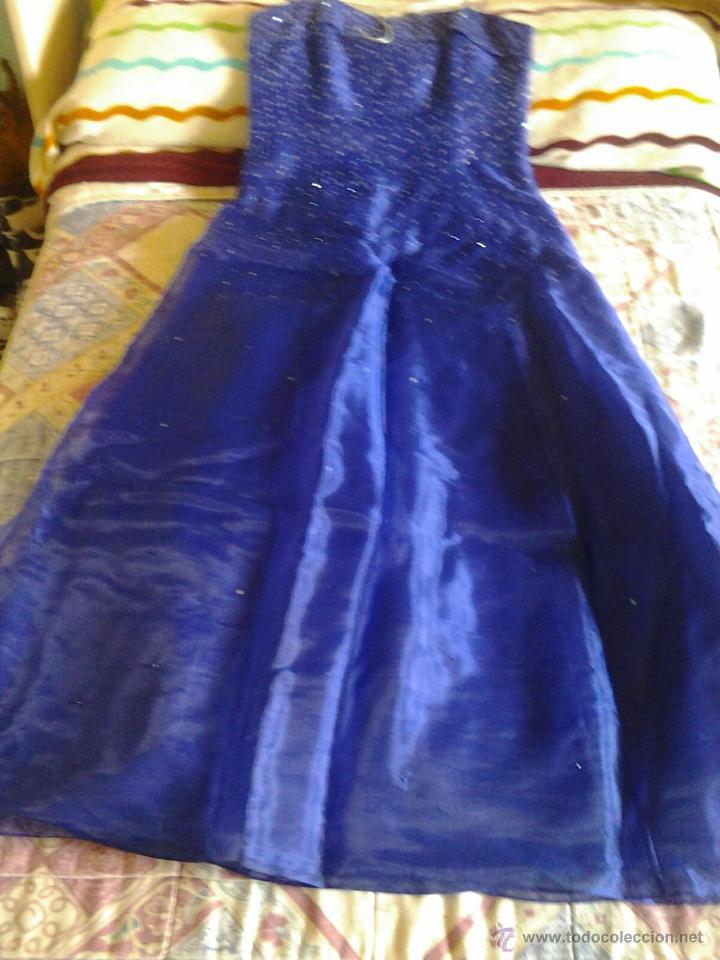 vestido de fiesta lila - Comprar ropa y complementos de segunda mano ...