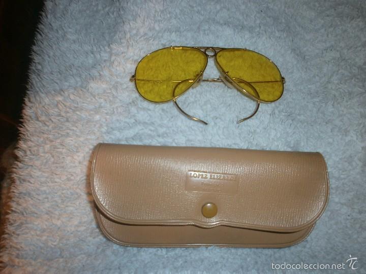 Bl De Sold Amarillo Marca Gafas Sol Cristales Color Direct Through TcluFK1J35