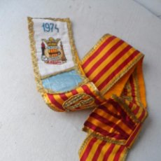 Segunda Mão: FALLAS BANDA CORTE DE HONOR DE FALLA CABDILL 1974 VALENCIA. Lote 56978588