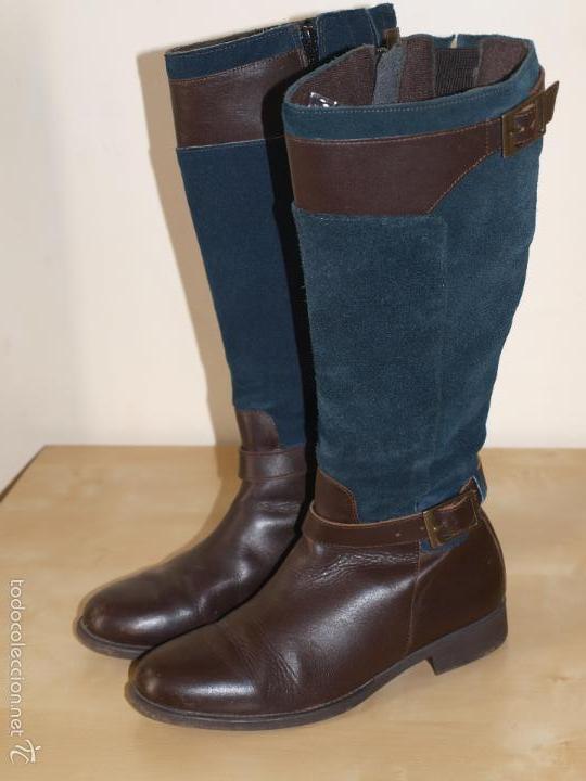 4d402df9fb0fc botas de señora nº 37. exterior todo piel