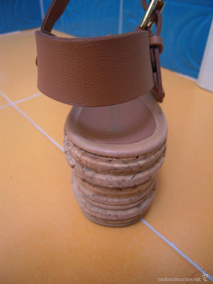 Segunda Mano: Sandalias con cuña nº 40 - Foto 5 - 57418688