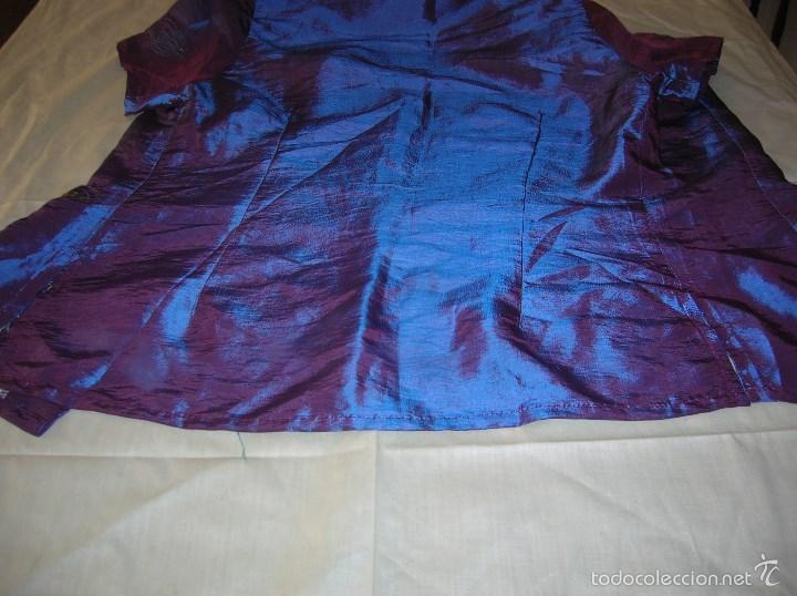 Segunda Mano: Preciosa blusa bordada a máquina ,talla X L - Foto 3 - 58624893