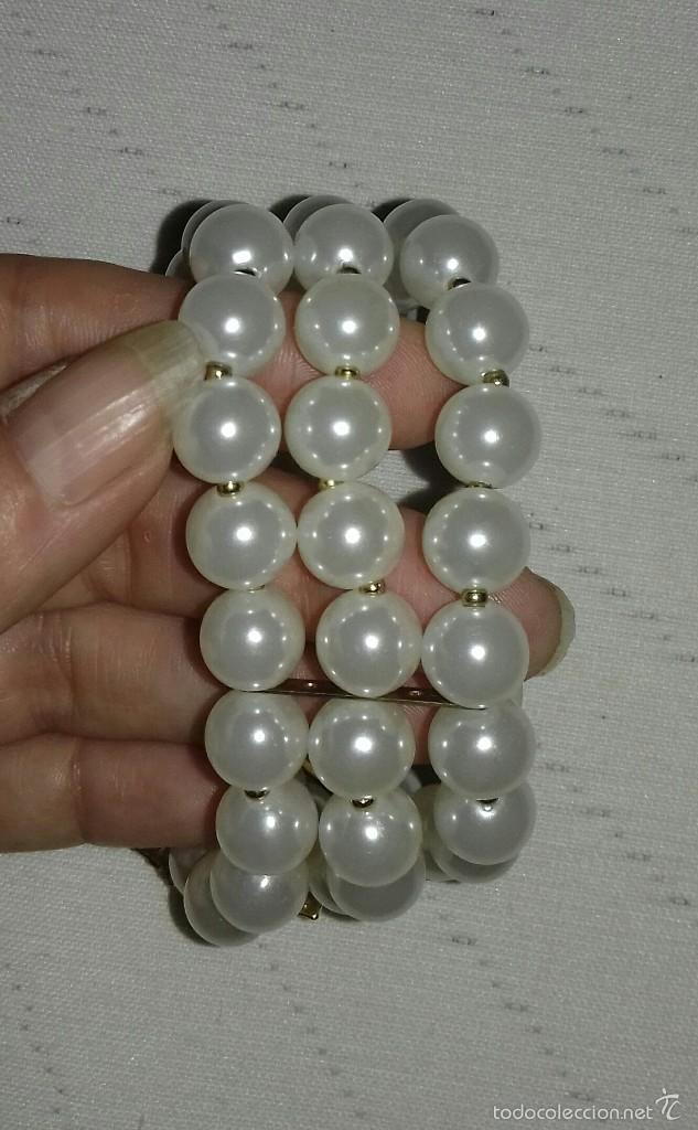 Segunda Mano: Pulsera de perlas - Foto 2 - 59792512