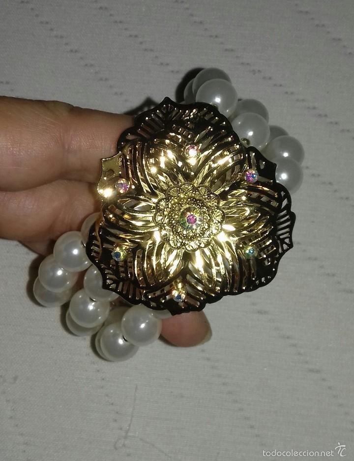 Segunda Mano: Pulsera de perlas - Foto 3 - 59792512