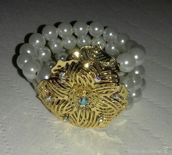 Segunda Mano: Pulsera de perlas - Foto 4 - 59792512