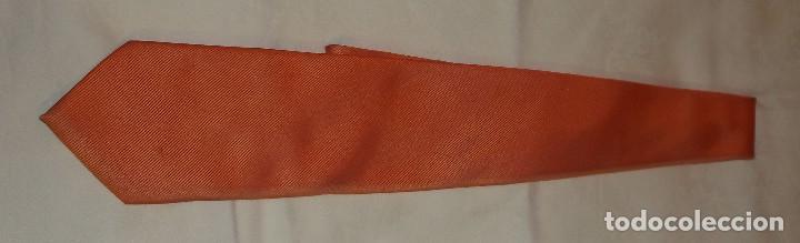 corbata naranja fashion lady segunda mano