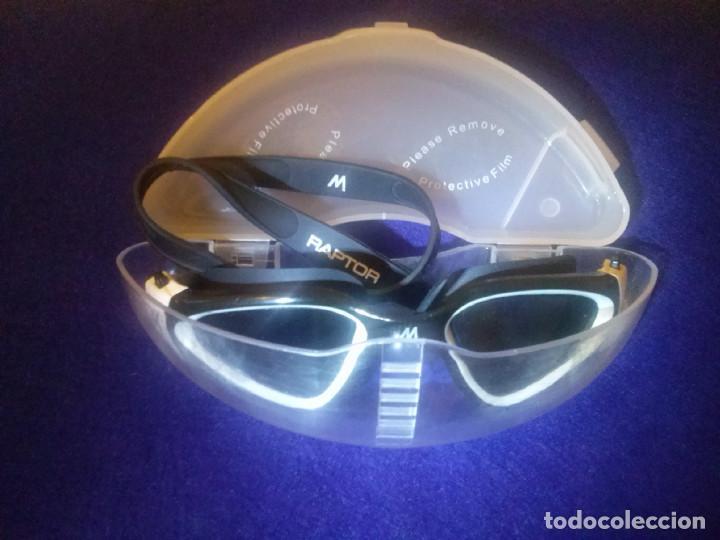 Gafas de natacion MOSCONI PREDATOR segunda mano