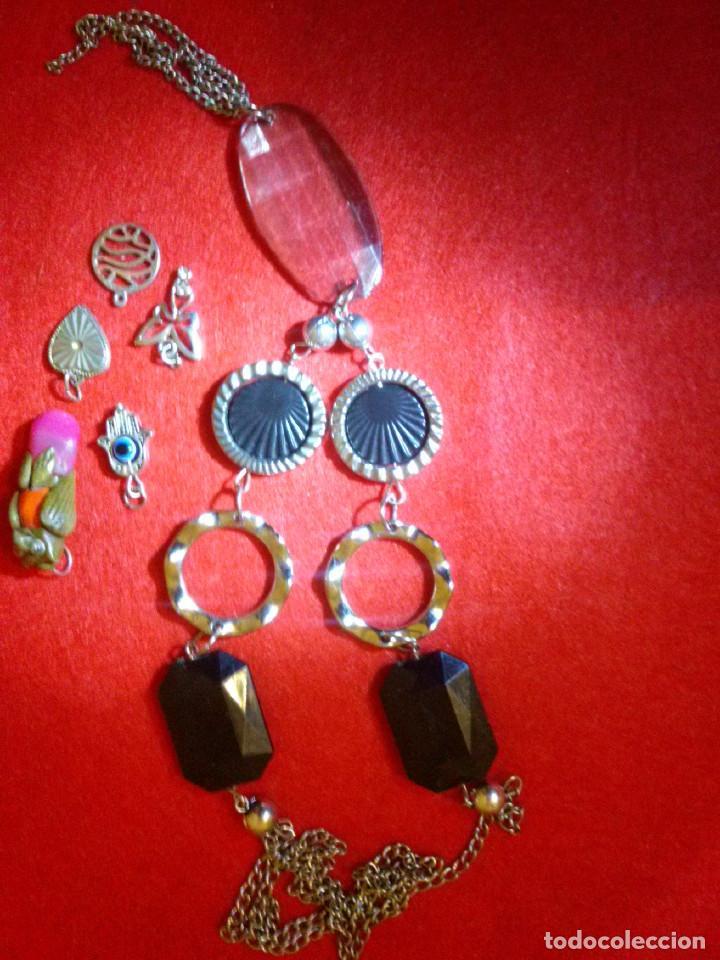 1a135f2a9fc9 Lote de 11 piezas de bisuteria estilo vintage.. - Vendido en Venta ...