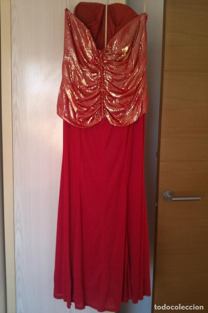 Segunda Mano: Vestido de fiesta talla 42, boutique alta costura - Foto 2 - 68008101