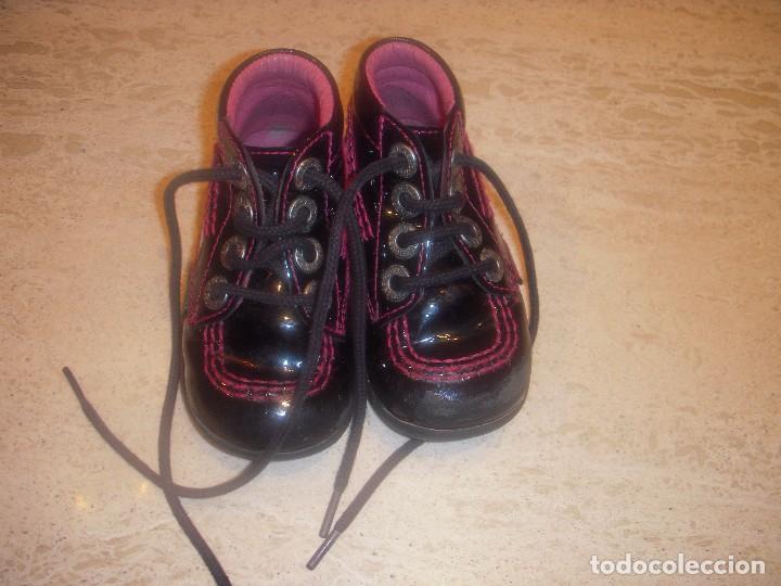 8e76ef679 zapatos kickers niña nº 20 - Comprar ropa y complementos de segunda ...