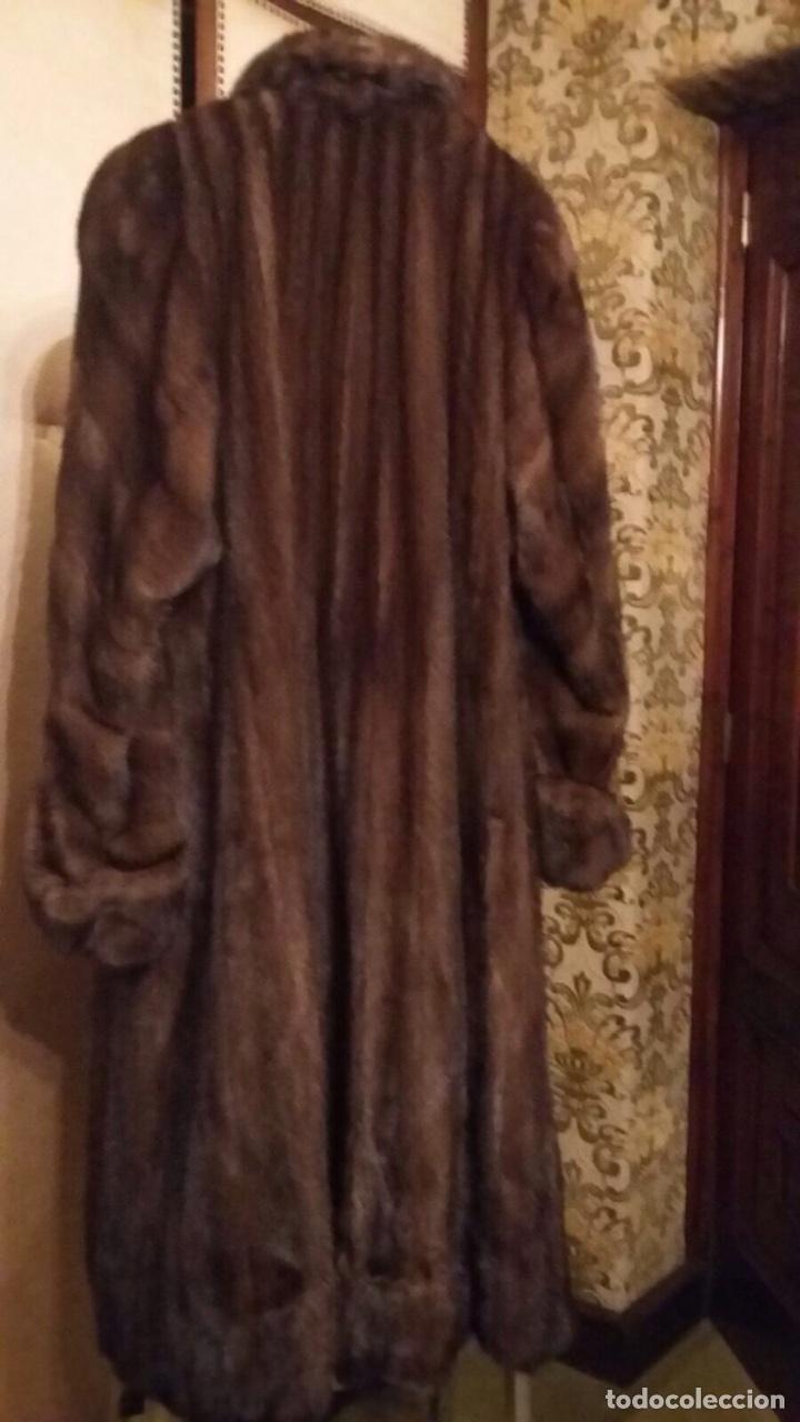 Vendo abrigo lomos vison