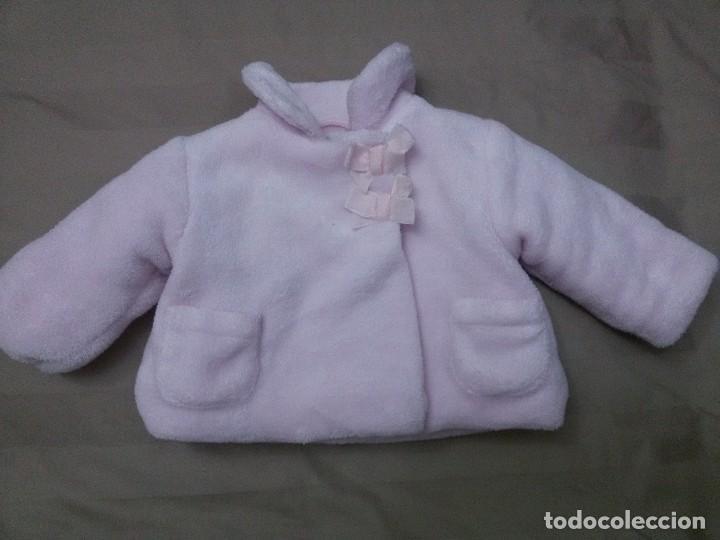 abrigo rosa bebé-marca dulces-3-6 meses - Comprar ropa y ... 13d887607e7d