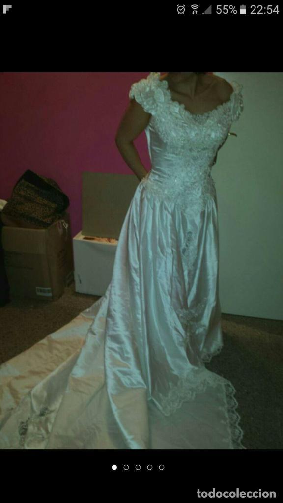 vestido novia - comprar ropa y complementos de segunda mano en