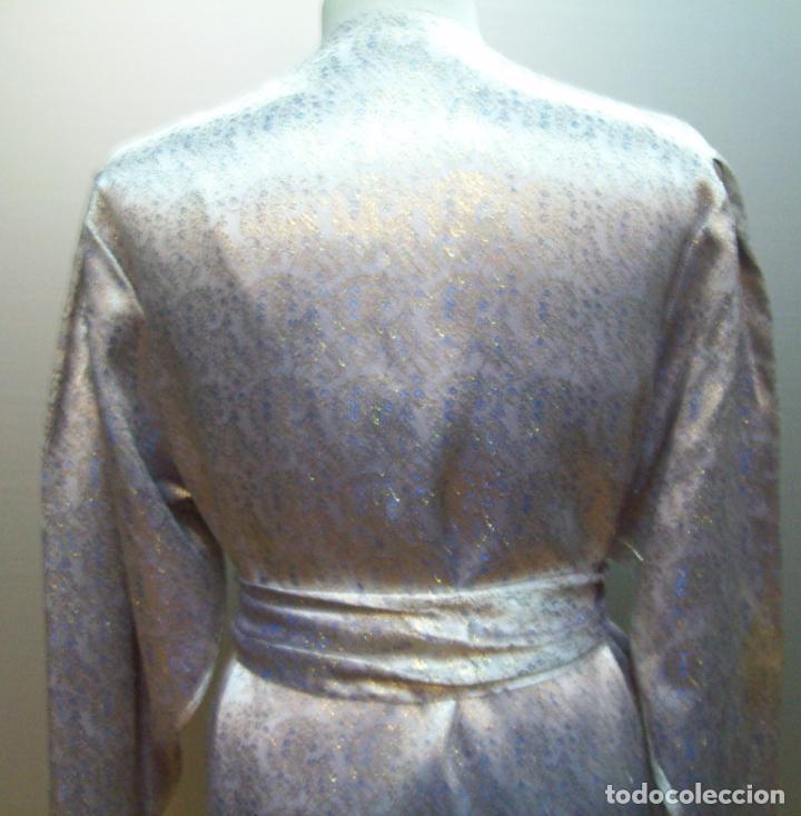 Segunda Mano: traje tres piezas lila plateado - Foto 4 - 80855463