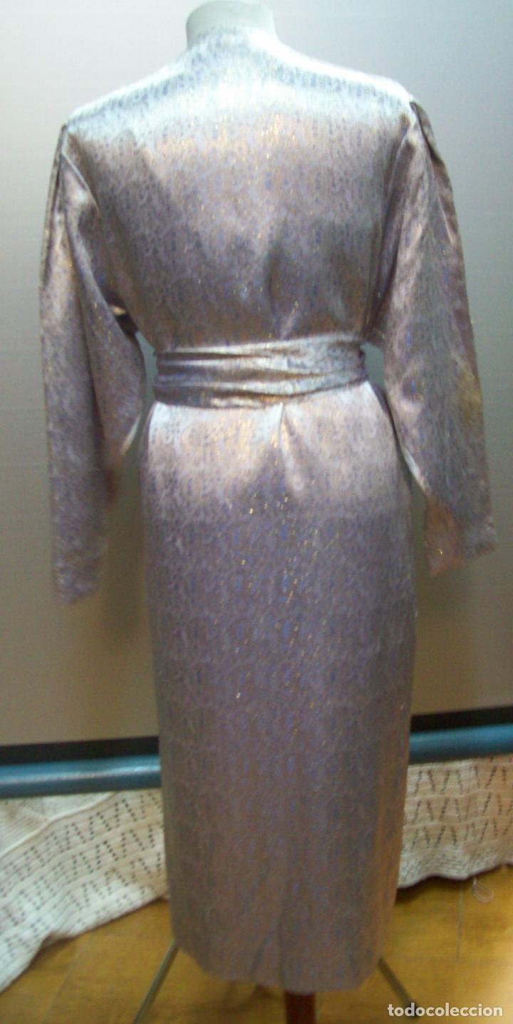 Segunda Mano: traje tres piezas lila plateado - Foto 5 - 80855463