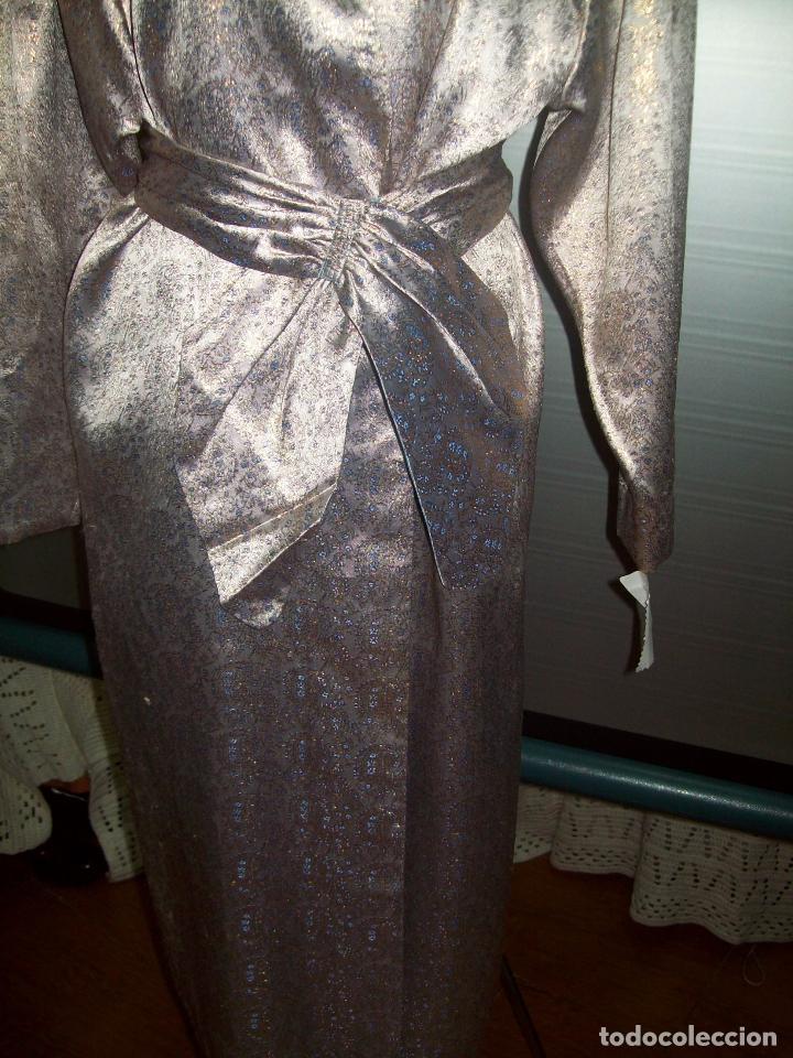 Segunda Mano: traje tres piezas lila plateado - Foto 6 - 80855463