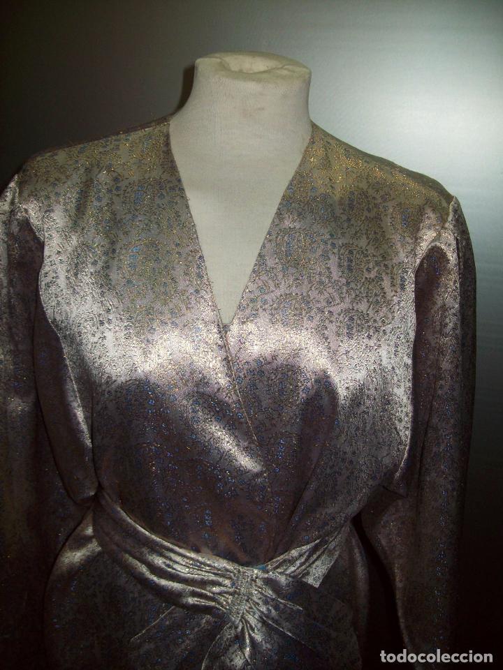 Segunda Mano: traje tres piezas lila plateado - Foto 12 - 80855463