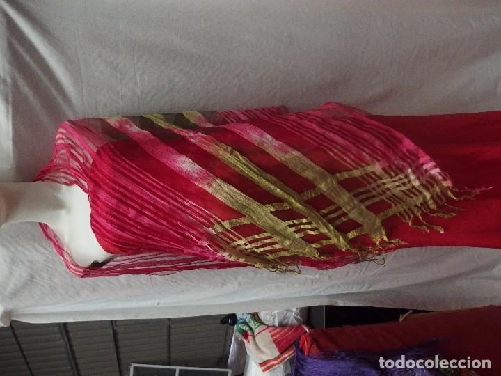 Segunda Mano: foular de seda natural - Foto 4 - 84625488