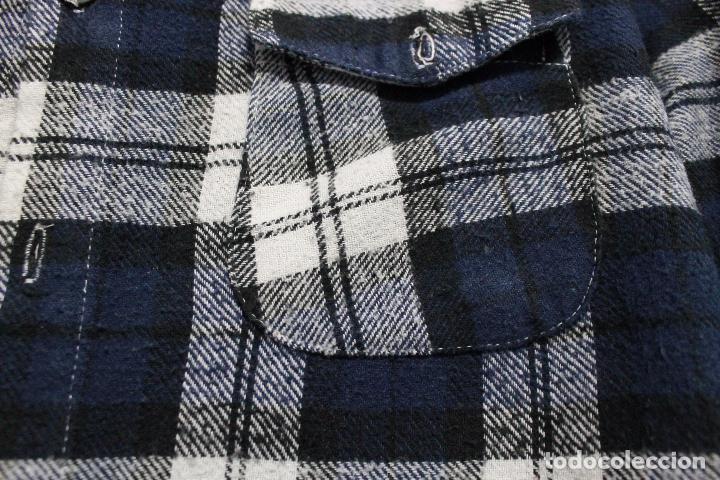 Segunda Mano: Camisa franela, marca fanry, talla M. Unisex. - Foto 3 - 84770476