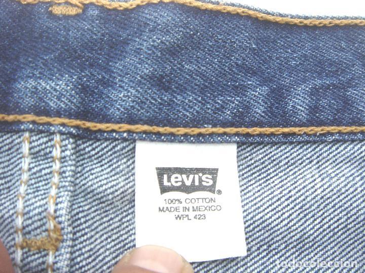 Segunda Mano: PANTALON VAQUERO - LEVI STRAUSS & CO -LEVIS 501 TALLA W 31 L 32 - PANTALONES - Foto 7 - 84848572