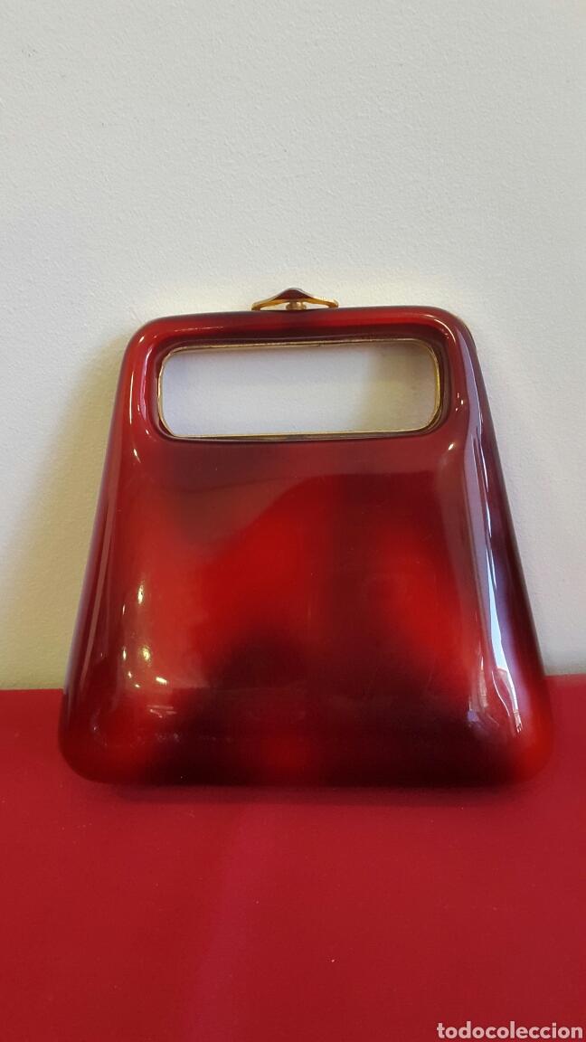 0f11896d77e Antiguo bolso clutch de tocador en baquelita o - Sold through Direct ...