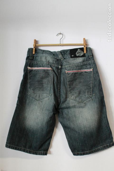 Segunda Mano: Vaqueros cortos de hombre, marca sickonineteen, talla 38. - Foto 2 - 85238432