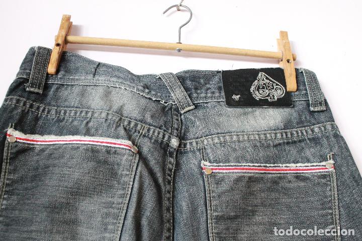 Segunda Mano: Vaqueros cortos de hombre, marca sickonineteen, talla 38. - Foto 5 - 85238432