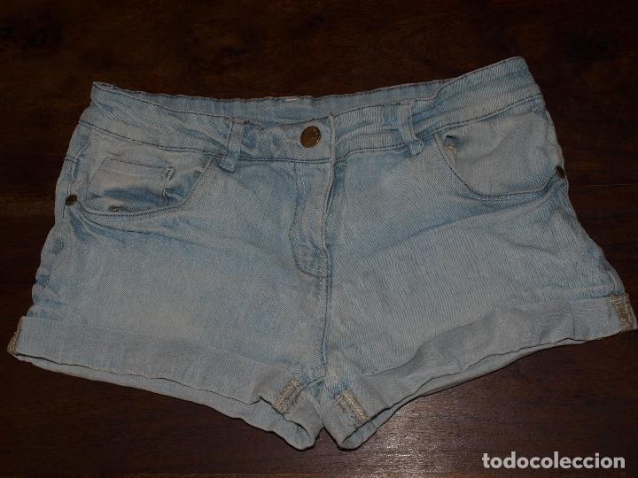 Pantalon Vaquero Corto De Nina Talla 10 11 Ano Comprar Ropa Y Complementos De Segunda Mano En Todocoleccion 86574260