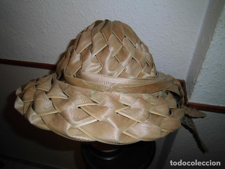 8128f0e37bd82 Sombrero artesanal de hoja de palma. cancún. mé - Vendido en Venta ...