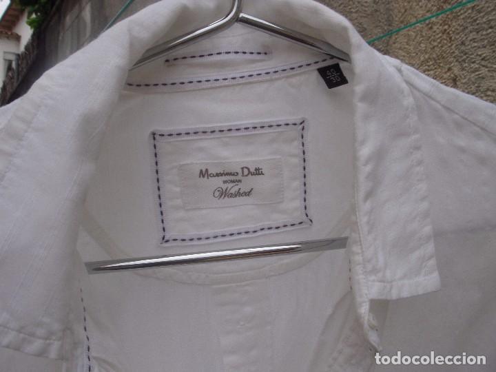 Segunda Mano: Camisa Massimo Dutti - Foto 2 - 89311140