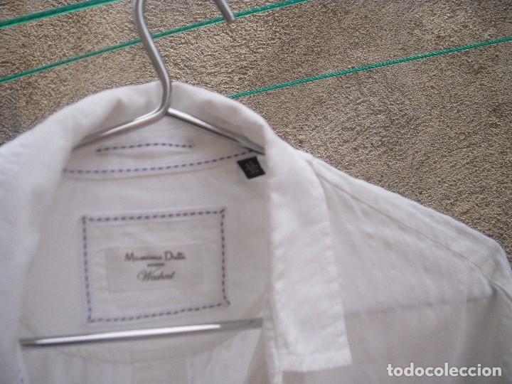 Segunda Mano: Camisa Massimo Dutti - Foto 7 - 89311140