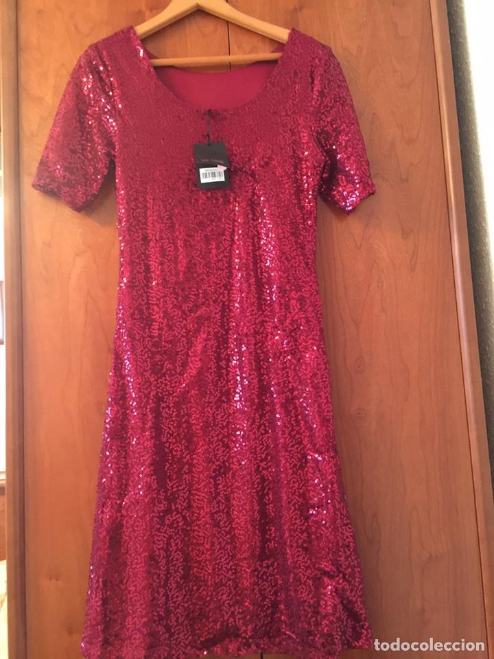 Segunda Mano: Vestido de coctel rojo - Foto 2 - 93258130