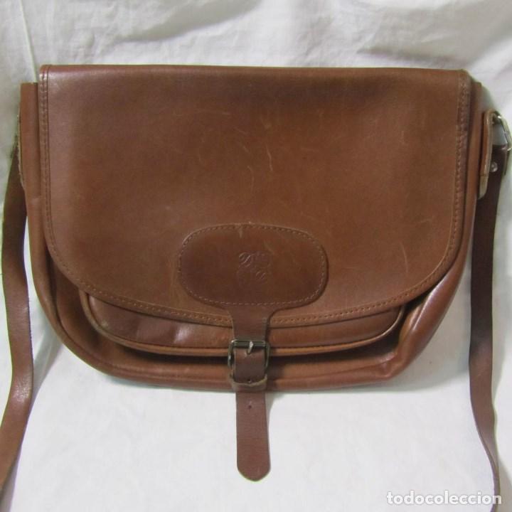 ventas calientes 6647c 4c575 Bolso de cuero de Loewe original