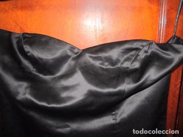 Segunda Mano: Vestido largo de fiesta, palabra de honor, de Jorge Terra. Talla 42. - Foto 2 - 104944775