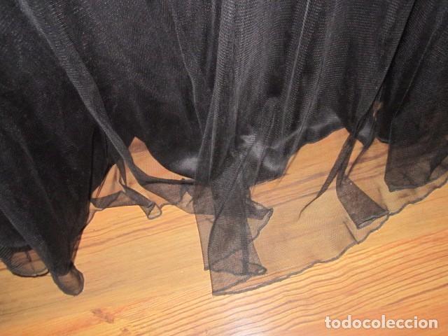Segunda Mano: Vestido largo de fiesta, palabra de honor, de Jorge Terra. Talla 42. - Foto 9 - 104944775