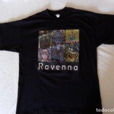 Segunda Mano: CAMISETA CON MOSAICO RECUERDO DE RAVENNA (RÁVENA) ITALIA. Lote 105129227