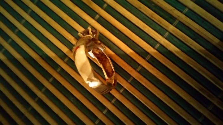Segunda Mano: Anillo en plata 925mmg pureza con zirconio Talla 17mm . . Año 1994 - Foto 4 - 43055506