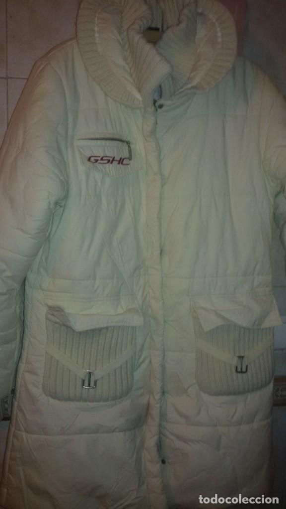 Segunda Mano: abrigo de mujer geneve servette hockey club,para la nieve o hielo.talla 40 - Foto 2 - 109405415