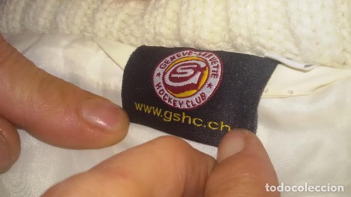 Segunda Mano: abrigo de mujer geneve servette hockey club,para la nieve o hielo.talla 40 - Foto 5 - 109405415