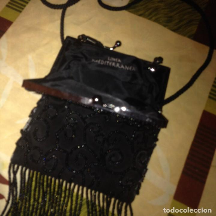 Segunda Mano: bolso de fiesta linea mediterranea,con pedreria. - Foto 4 - 172011435